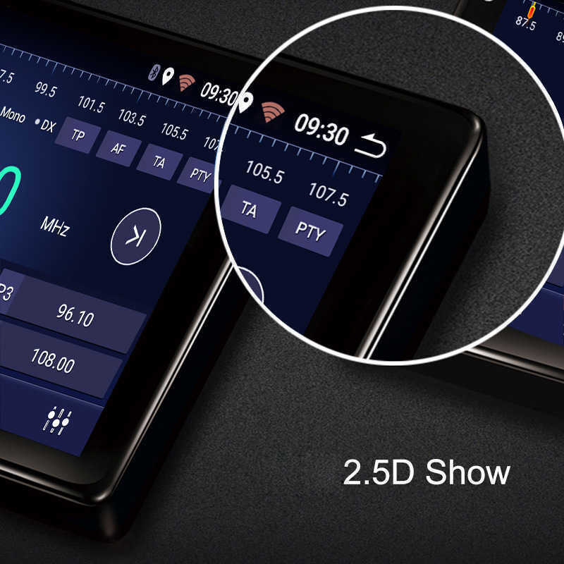 Мултимедия с навигация ZT за RAV4 2006-2012