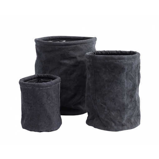 Текстилни кашпи за декорация