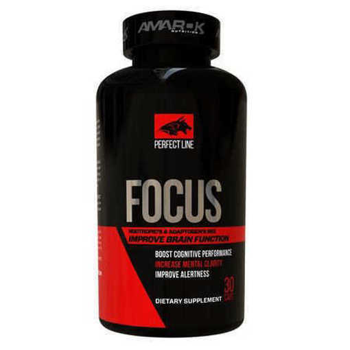 Perfect Focus Amarok Nutrition
