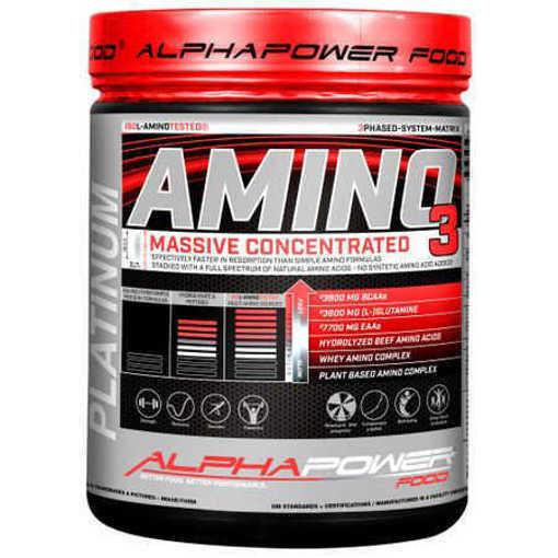 aminokiselini amino alphapower food
