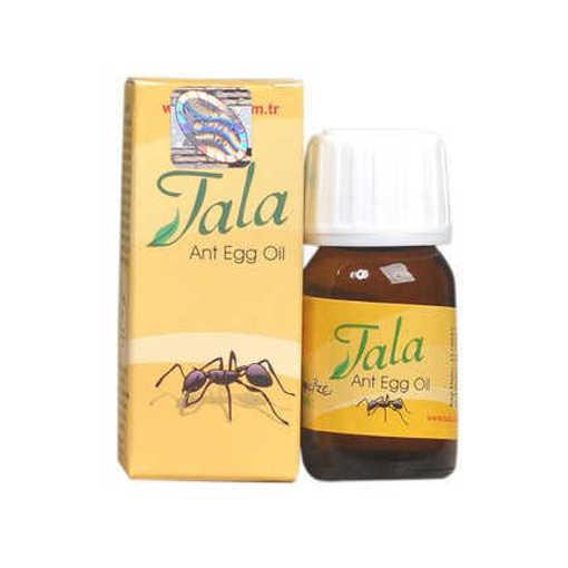 Снимка на Масло от яйца на мравки Tala, За обескосмяване, За тяло