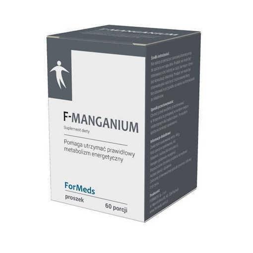 Xранителна добавка ForMeds F-Manganium x 48 g