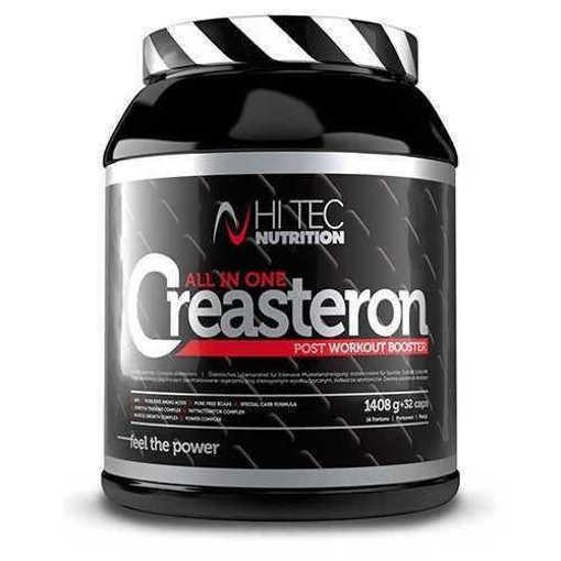 Хранителна добавка HI TEC NUTRITION Creasteron, 1408 грама