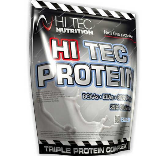 Снимка на Xранителна добавка Hi Tec Nutrition, Hi Tec Protein x 2250 g
