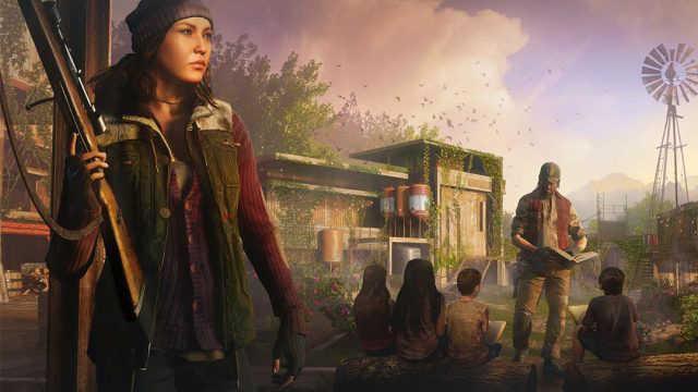Игра Far Cry: New Dawn за PS4
