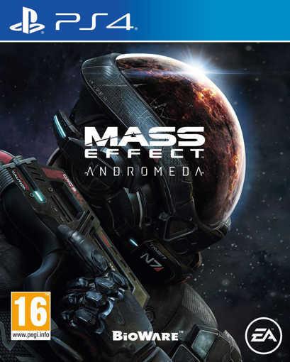 Игра Mass Effect Andromeda за PS4