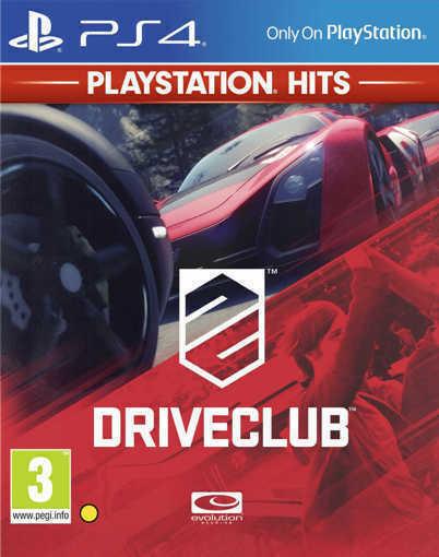 Снимка на Игра Driveclub за PS4