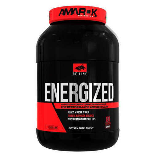 Xранителна добавка Amarok Nutrition, Be Energized x 2000 g