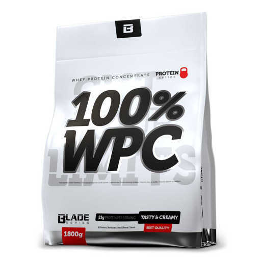 Снимка на Xранителна добавка Hi Tec Nutrition, 100% WPC x 1800 g