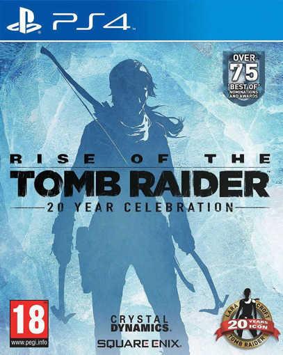 Игра Rise Of The Tomb Raider за PS4
