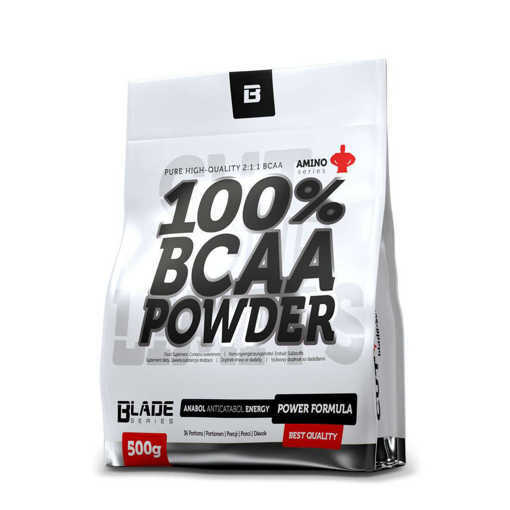 Xранителна добавка Hi Tec Nutrition, BCAA Powder x 500 g