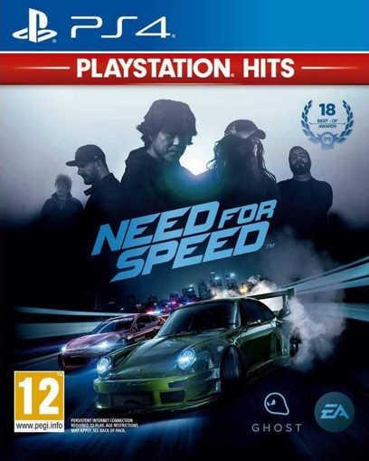 Игра Need For Speed 2015 за PS4