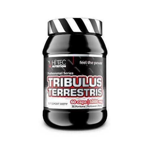 Снимка на Xранителна добавка Hi Tec Nutrition, Tribulus Terrestris x 60 caps