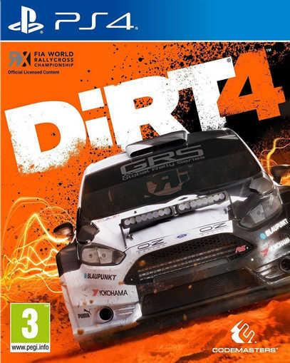 Снимка на Игра DiRT 4 за PS4