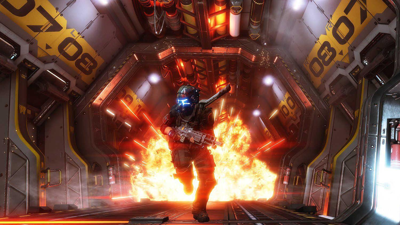Игра Titanfall 2 за PS4
