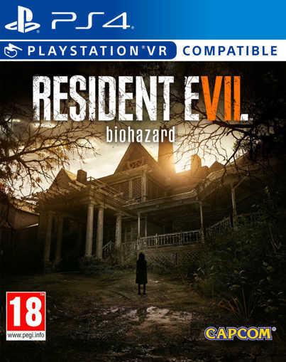 Игра Resident Evil 7:Biohazard за PS4