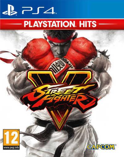 Снимка на Игра Street Fighter V за PS4