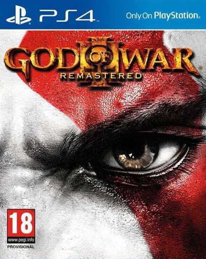 Снимка на Игра God of War III: Remastered за PS4