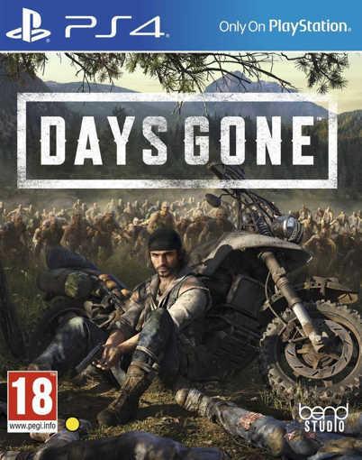 Игра Days Gone за PS4