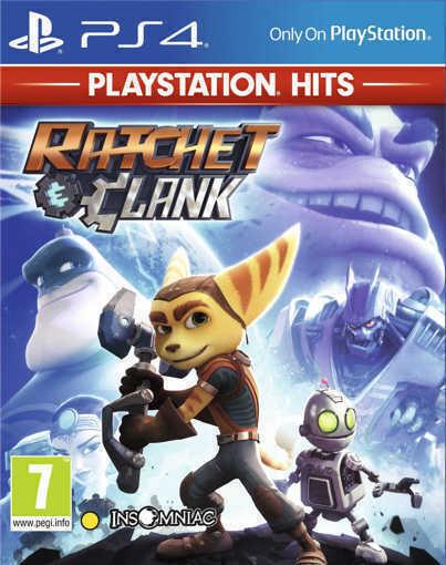 Снимка на Игра Ratchet & Clank за PS4