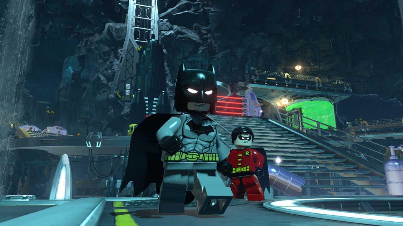 Игра LEGO Batman 3 Beyond Gotham за PS4