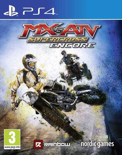 Снимка на Игра MX vs ATV Supercross Encore за PS4
