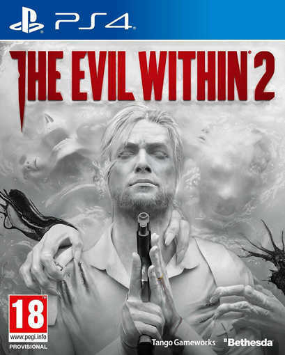 Игра The Evil Within 2 за PS4