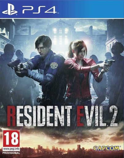 Снимка на Игра Resident Evil 2 Remake за PS4