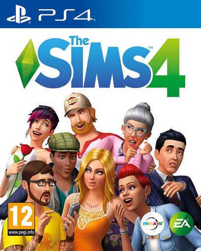 Игра The Sims 4 за PS4