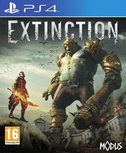 Снимка на Игра Extinction за PS4