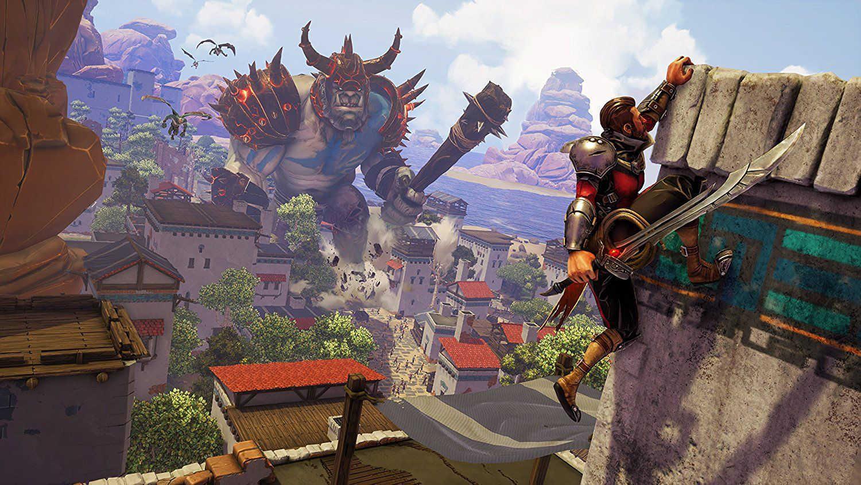 Игра Extinction за PS4