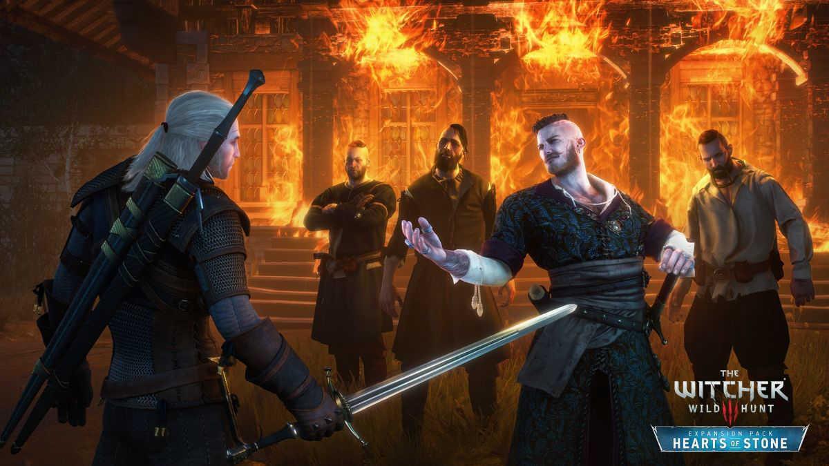 Игра The Witcher 3: Wild Hunt GOTY Edition за PS4