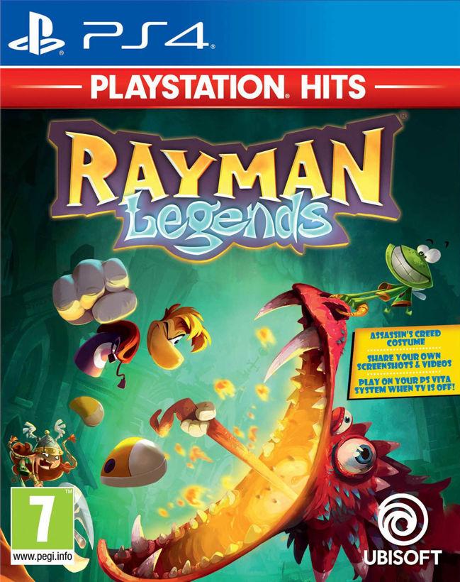 Игра Rayman Legends за PS4