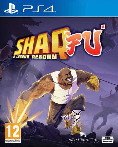Снимка на Игра Shaq Fu: A Legend Reborn за PS4
