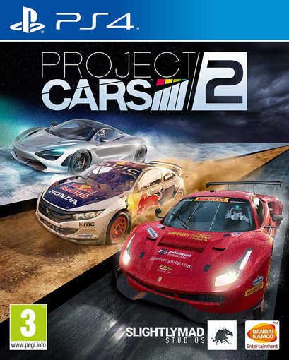 Игра Project Cars 2 за PS4