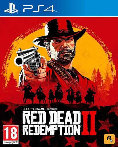 Снимка на Игра Red Dead Redemption 2 за PS4