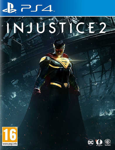 Снимка на Игра Injustice 2 за PS4