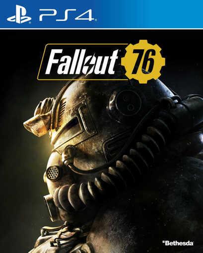 Игра Fallout 76 за PS4