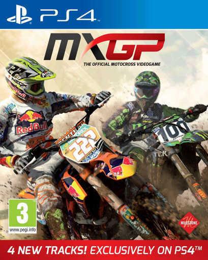 Снимка на Игра MXGP за PS4