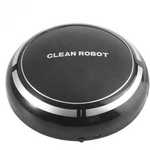 Мини прахосмукачка робот – Sweep Robot черен