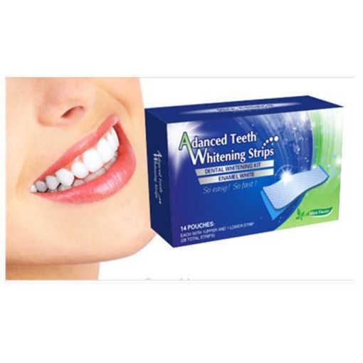 Ленти за избелване на зъби Whitening Strips, 28 бр