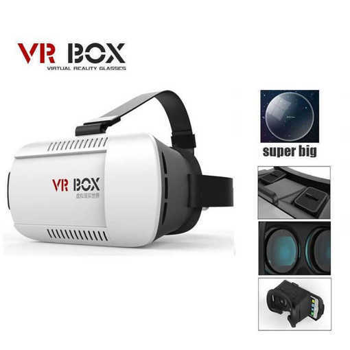 Снимка на Очила за виртуална реалност VR Box, 3D вижън