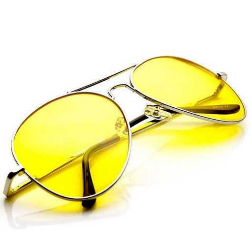 Очила за нощно шофиране Night View NV, с класическа форма