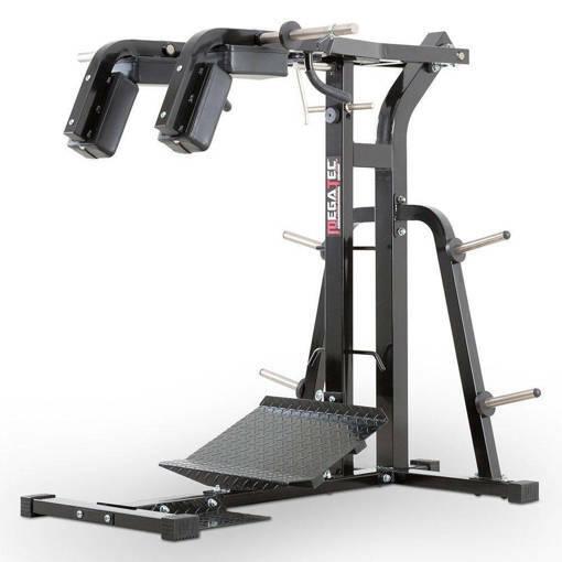 Снимка на Машина за клек и прасци - Squat-Calf Machine MT-SQ-CA-20 MegaTec®