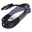 Снимка на SAMSUNG Fast Charge 2pcs USB-C 1.5m Black - Оригинален кабел за Бързо Зареждане