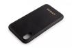 Снимка на Лицензиран Кожен Кейс - GUESS Leather Case iPhone XS Max Black