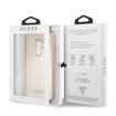 Снимка на Лицензиран кожен кейс - GUESS Leather Case SAMSUNG S9 Plus Gold