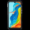 Снимка на Оригинален кейс за Huawei P30 Lite - Official Huawei Colorful TPU Case - Floral Black
