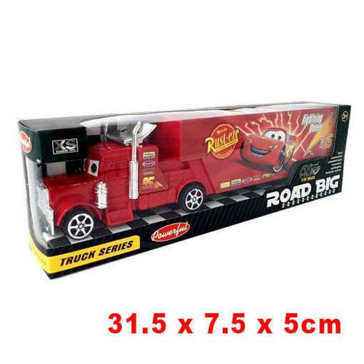Снимка на Малък камион Макуин камионът Mack детска играчка