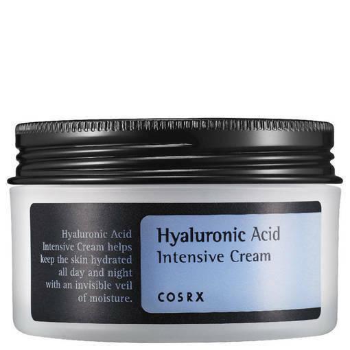 Снимка на Интензивен, хидратиращ крем за лице с хиалуронова киселина на корейската марка COSRX